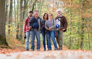 Photo-Walk-Talk Lägern Hochwacht (Oktober 2017), Gruppenfoto