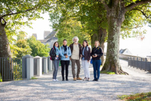 Photo-Walk-Talk in Rapperswil (Gruppenfoto) | Michael Rieder Photography