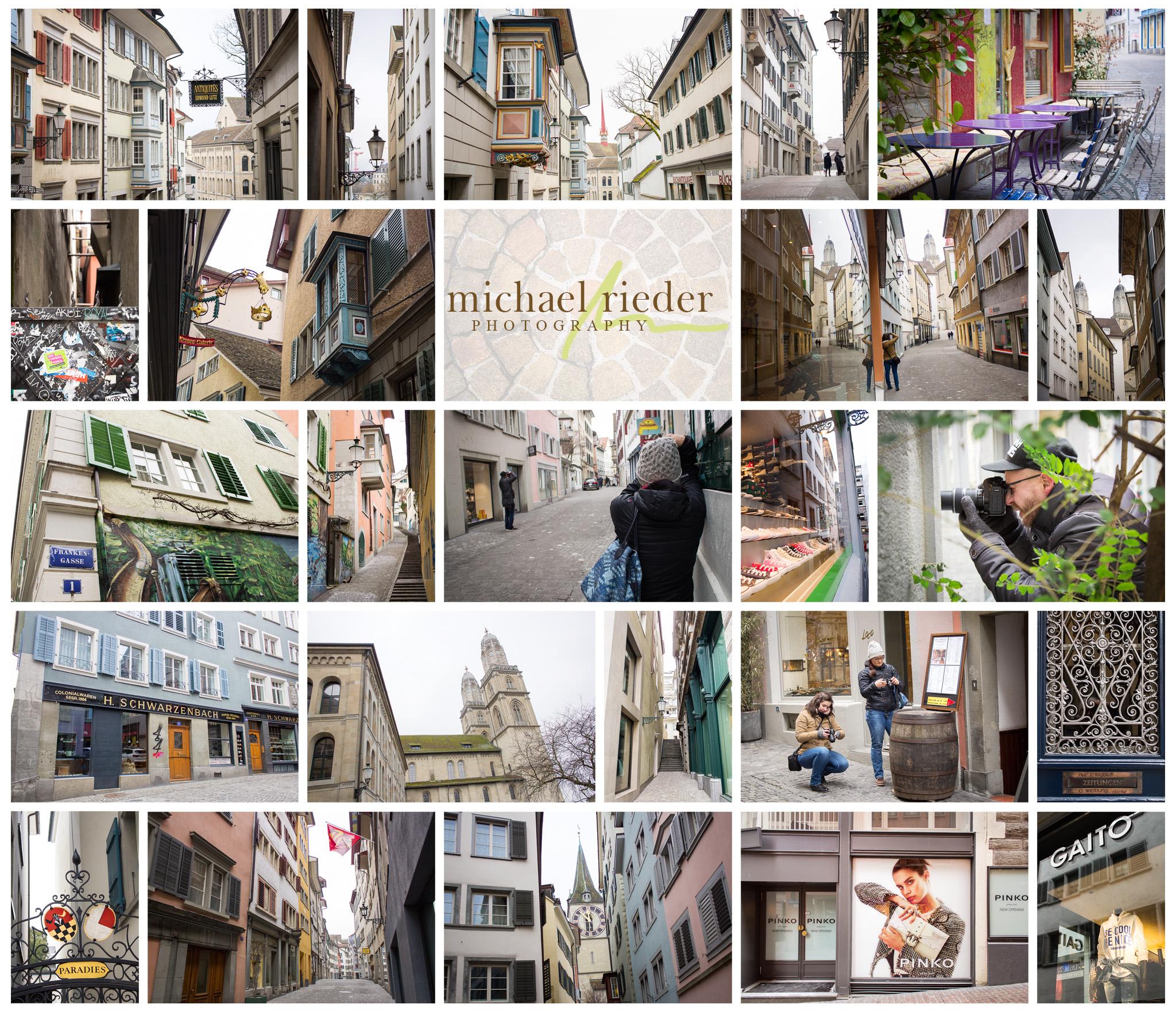 Photo-Walk-Talk vom 18.03.2018 in Zürich-City | Michael Rieder Photography