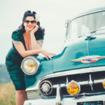 Fotoshoot im Fifties-Style (August 2017)