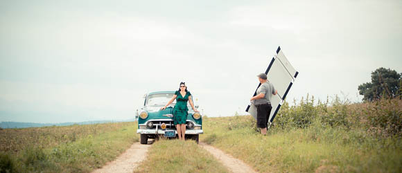 Photo-Shoot im Fifties-Style | ;oss Southern Belle & M;ichael Rieder Photography