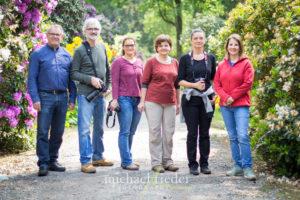 Gruppenfoto Fotokurs im Seleger Moor (18.05.2018)
