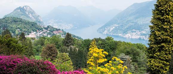 Foto-Tour Carona-Lugano vom 28.-29.04.2018