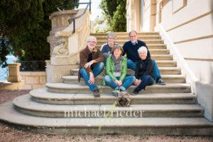 Gruppenfoto der Fototour Carona-Lugano 2019